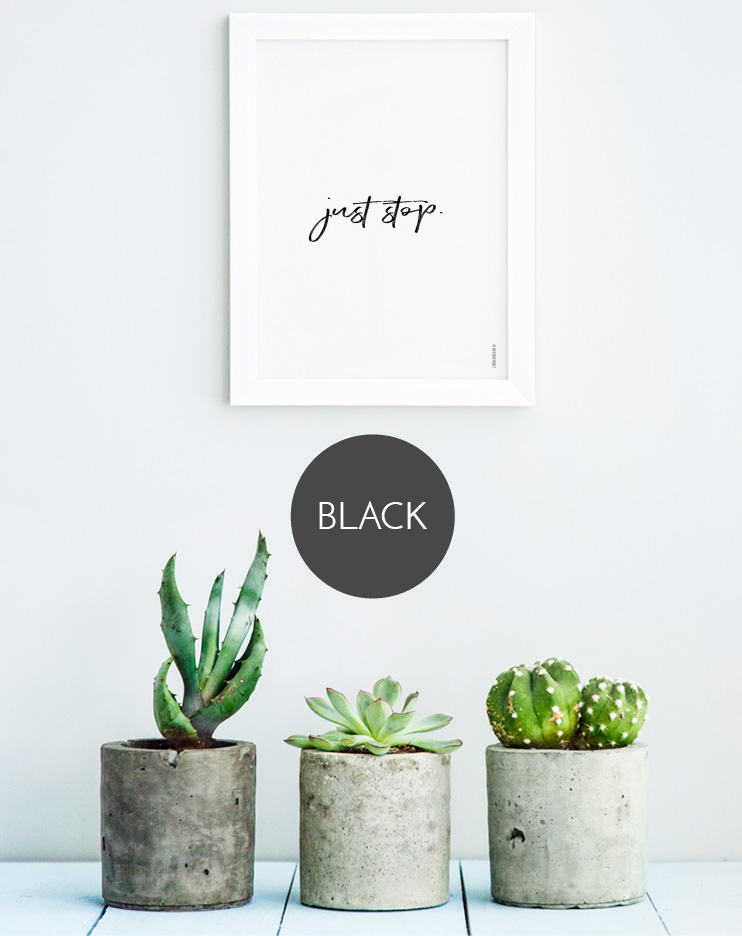 black-printable