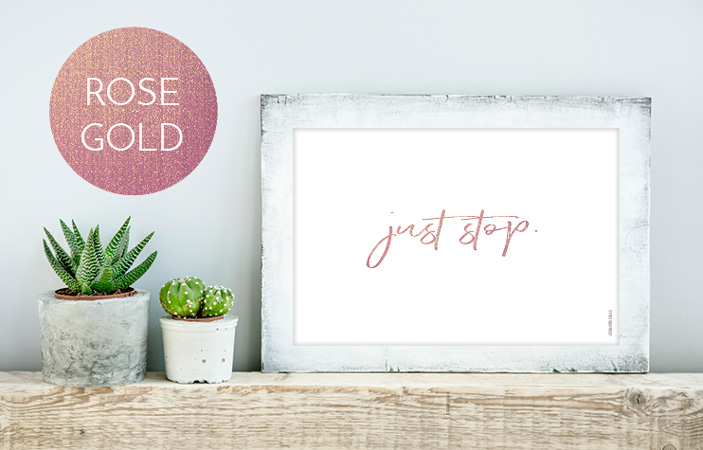 rose-gold-printable